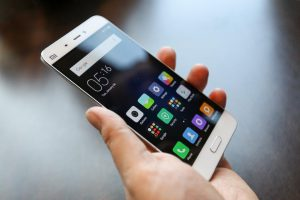 Smartphone Not On Menu For Lunch